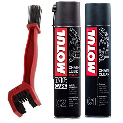 Chain lube and Cleaning