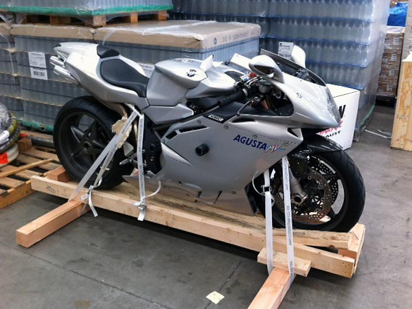 how to ship your motorcycle