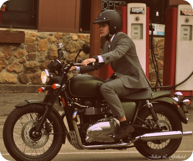 Increase the fuel efficiency of your motorcycle